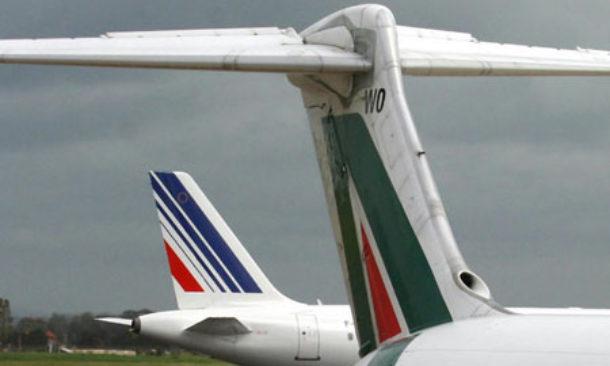 Alitalia, Air France si allea con easyJet e sfida Lufthansa