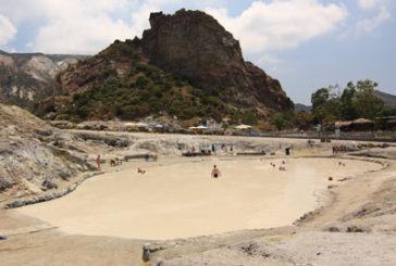 Troppa anidride carbonica a Vulcano, pericolo per i turisti?