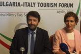 Franceschini a Sofia: vogliamo attrarre più turisti bulgari