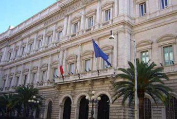 Bankitalia: ad aprile saldo positivo da 1.057 milioni