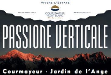 'Passione Verticale', a Courmayeur si festeggia l'alpinismo