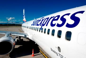 SunExpress amplia orario invernale e aggiunge nuove destinazioni