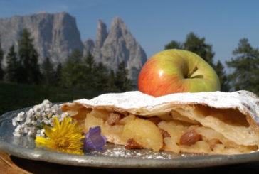 A settembre in Alpe di Siusi torna la 'Grande festa dello Strudel'