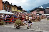 Weekend in Carnia per il Palio das cjarogiules