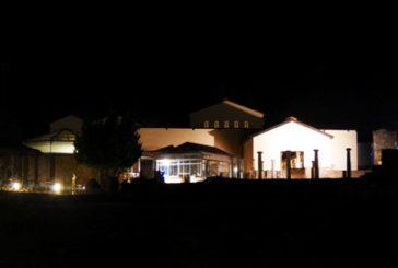 Soggiornando al Suite D'Autore Art si può visitare la Villa del Casale al chiaro di luna