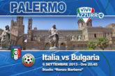 La Nazionale torna a Palermo e il mondo del turismo scende in campo