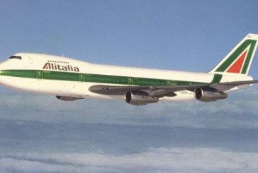 Alitalia: 600mila pax a +16% in Sardegna quest'estate