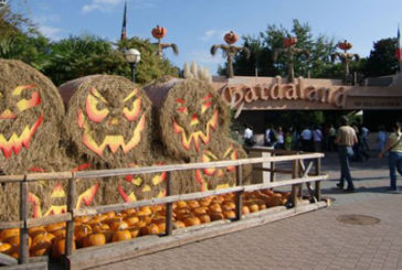 Piccinini madrina del 'Gardaland Magic Halloween'
