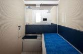 A Orio al Serio letti low cost per passeggeri in attesa del volo