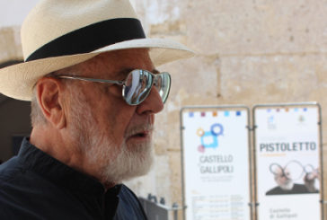 A Gallipoli una nuova performance collettiva di Pistoletto