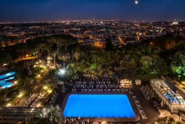 Rome Cavalieri miglior Luxury City Resort d'Europa