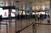 Acqua all'aeroporto di Palermo, intervento Enac-Gesap