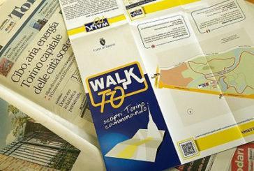 Ecco 'Walk To' la mappa per scoprire Torino bruciando calorie