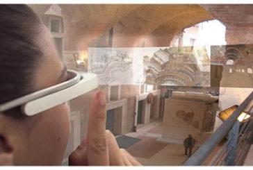 Ai Fori Traiano visite con realtà aumentata con gli occhiali di nuova generazione