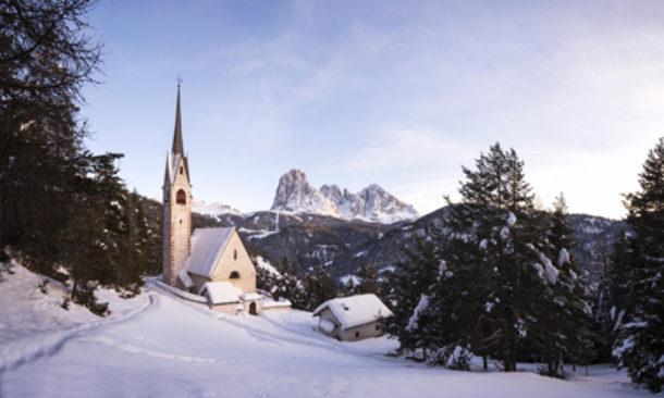 Inverno della Val Gardena tra sci alpino, passeggiate e ...