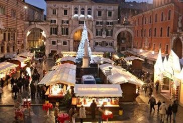 A Verona inaugurata 8^ edizione dei Mercatini di Natale