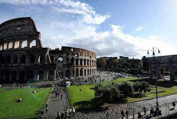 Nel 2017 oltre 7 milioni di visitatori al Colosseo