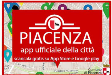 New entry nell'app 'Piacenza'