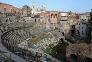 L'anfiteatro romano di Catania da dicembre si ammira in 3D