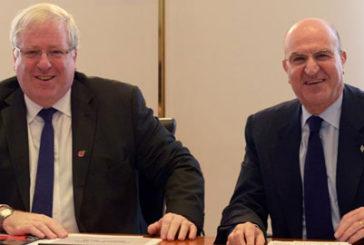 Fs, incontro Elia-ministro trasporti britannico su AV e tecnologie
