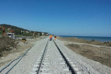 In Calabria riapre la linea Jonica dopo i danni causati dal maltempo