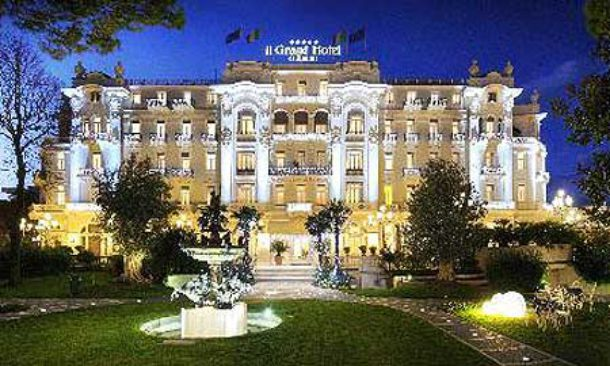 Capodanno Grand Hotel Rimini