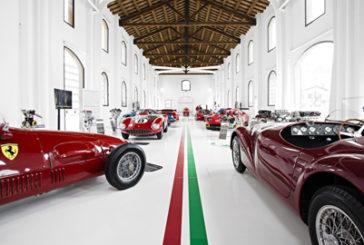 Record di visitatori per Musei Ferrari: 570.000 nel 2018
