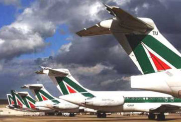 Alitalia, per festività più posti sui voli da e per la Sardegna