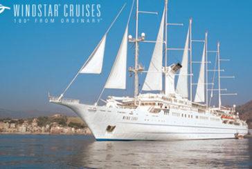 Alla Fincantieri Palermo interventi su tre navi Windstar Cruises