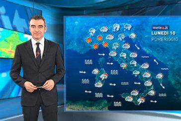 Dopo il meteo la montagna dell'Emilia Romagna va in tv su Tgcom