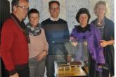 La torta di Sissi donata al Touriseum di Merano