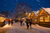 Confturismo-Piepoli: boom per mercatini di Natale e vacanze neve