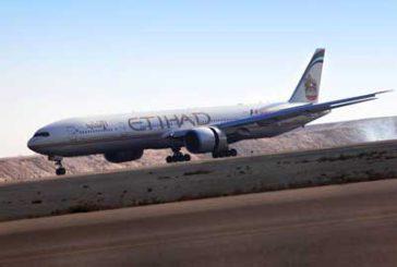 Etihad riduce perdite 2017 nonostante Alitalia e Airberlin