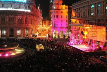 Capodanno a Genova tra musica classica, rock e fuochi d'artificio