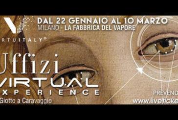 A Milano in mostra 1.150 opere degli Uffizi, ma sono in digitale