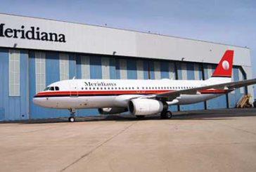 Meridiana incrementa l'offerta di posti sui voli per il Nord Sardegna