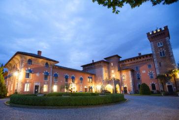 San Valentino al Castello di Spessa brindando con Casanova