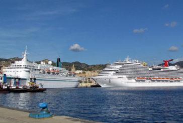 Messina si prepara al record di navi da crociera nel 2018