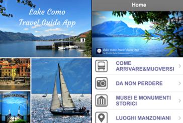 Lago di Como, le app sempre più importanti a fini turistici