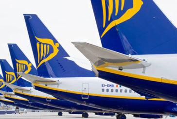 Ryanair cancella 190 voli per sciopero venerdì 28 settembre, sono l'8% del totale