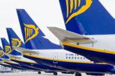 Ryanair: pilotitedeschihanno ignorato sciopero. Metà voli in ritardo