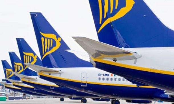 I piloti di Ryanair annunciano uno sciopero il 20 dicembre