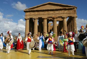 Tutti gli eventi del Mandorlo in fiore sull'app Agrigento City