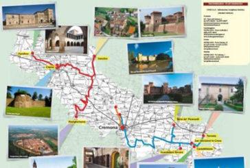 Cremona, nuova versione della mappa 'Città murate e castellate'