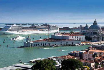 Grandi navi, via libera da ministero per studi impatto ambientale