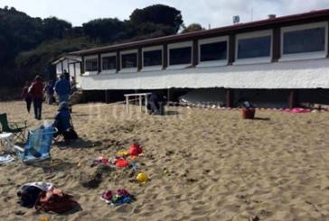 Castiglione della Pescaia, crolla pavimento ristorante a palafitte: nessun ferito grave