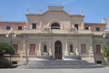 Principio di incendio al Grand Hotel delle Terme Sciacca, chiuso dal 2015