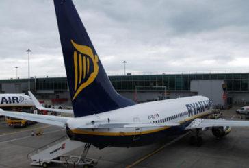 Ryanair, a marzo traffico pax a +28% e load factor a +94%