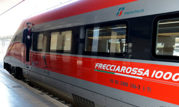 Entro l'anno Roma-Milano in 2 ore e 20 minuti con Frecciarossa