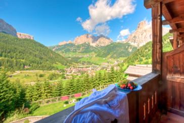 'Settimane della fioritura' allo Sporthotel Panorama di Corvara
